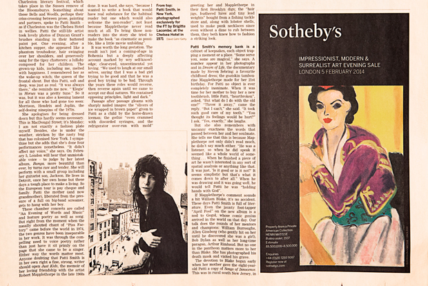 Sotheby's 2014 Redesign 8