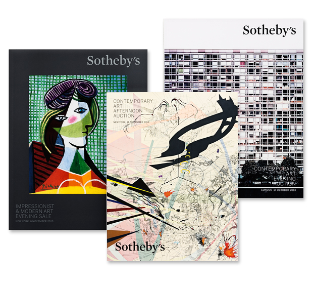 Sotheby's 2014 Redesign 5