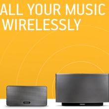 Sonos website