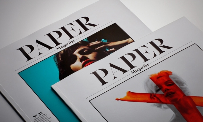 Paper magazine 6