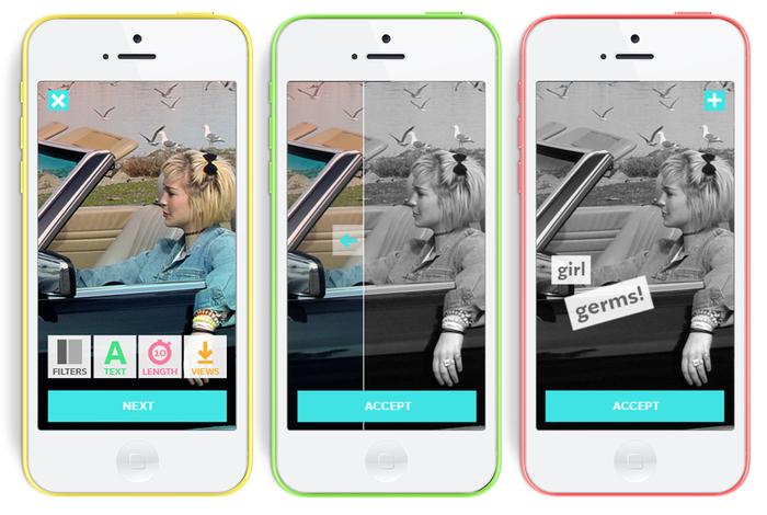 Peek Messaging app 2