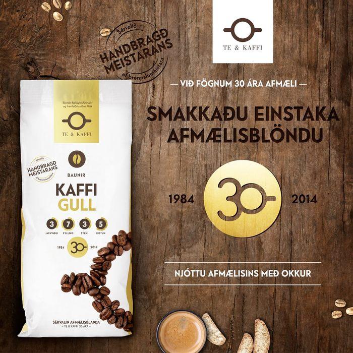 Te & Kaffi identity 5