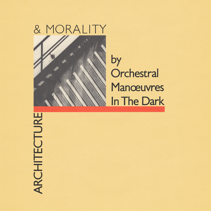 Orchestral Manœuvres in the Dark – Architecture & Morality album art