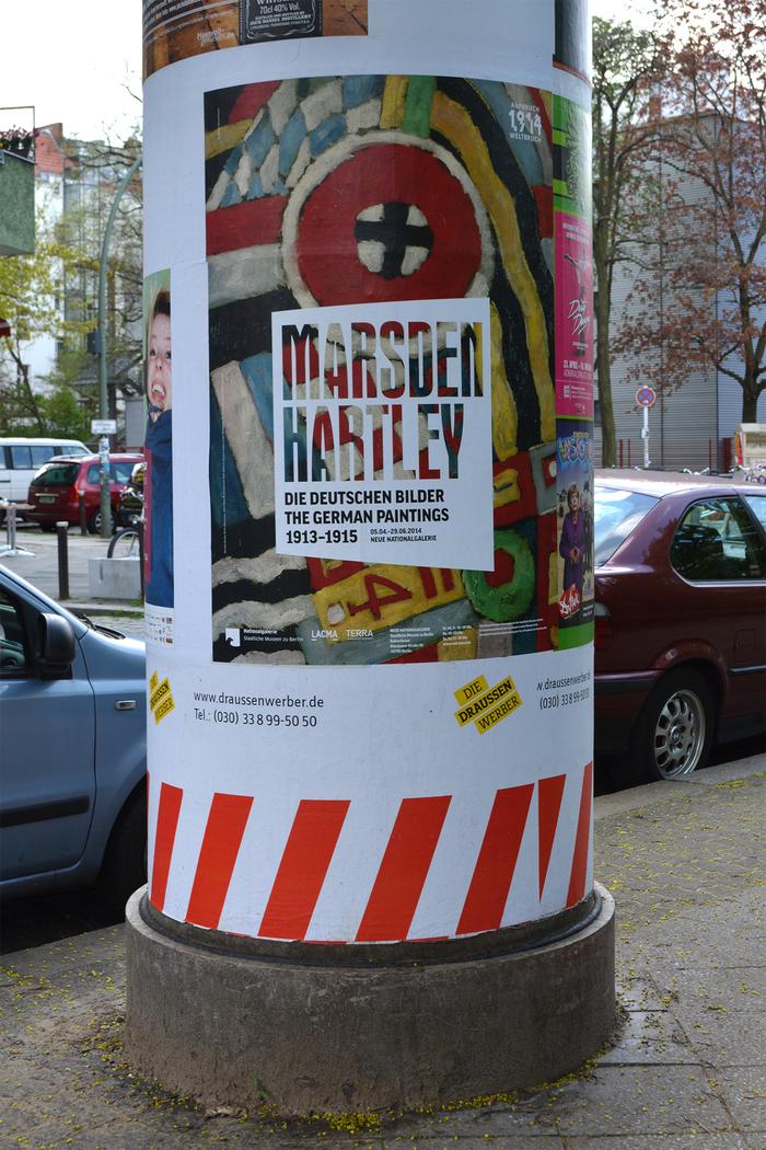 Marsden Hartley: The German paintings 1913–1915 atNeue Nationalgalerie 1