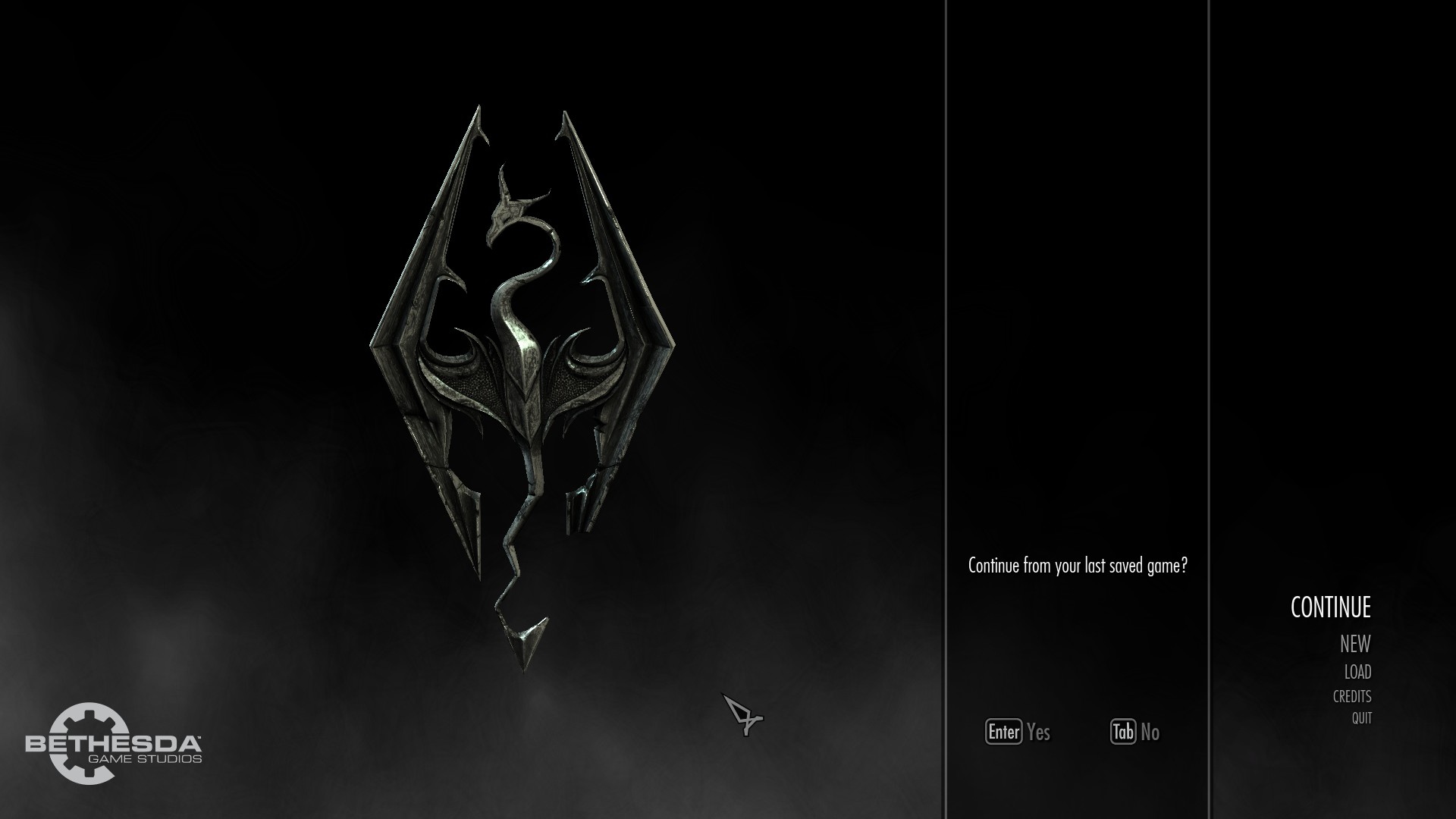 Skyrim - Fonts In Use