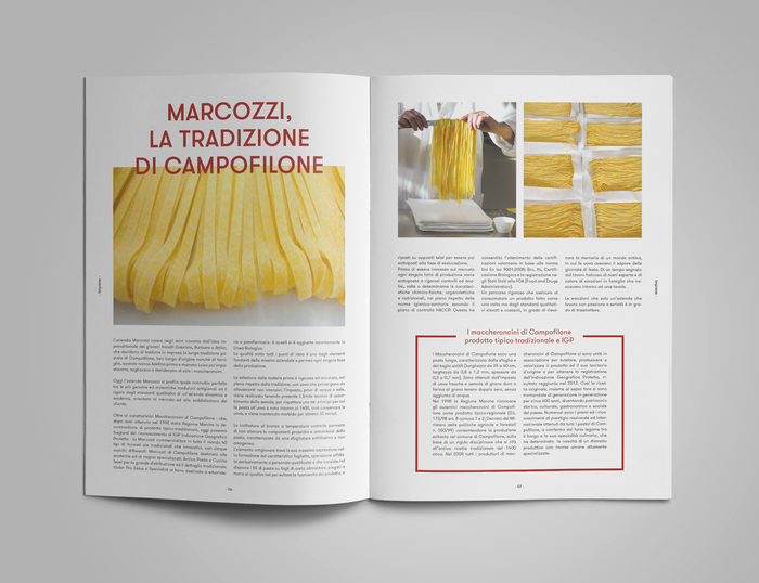 Gusti & Sapori Magazine 1
