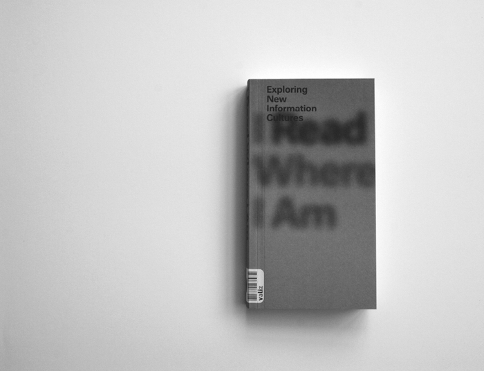 I Read Where I Am 1