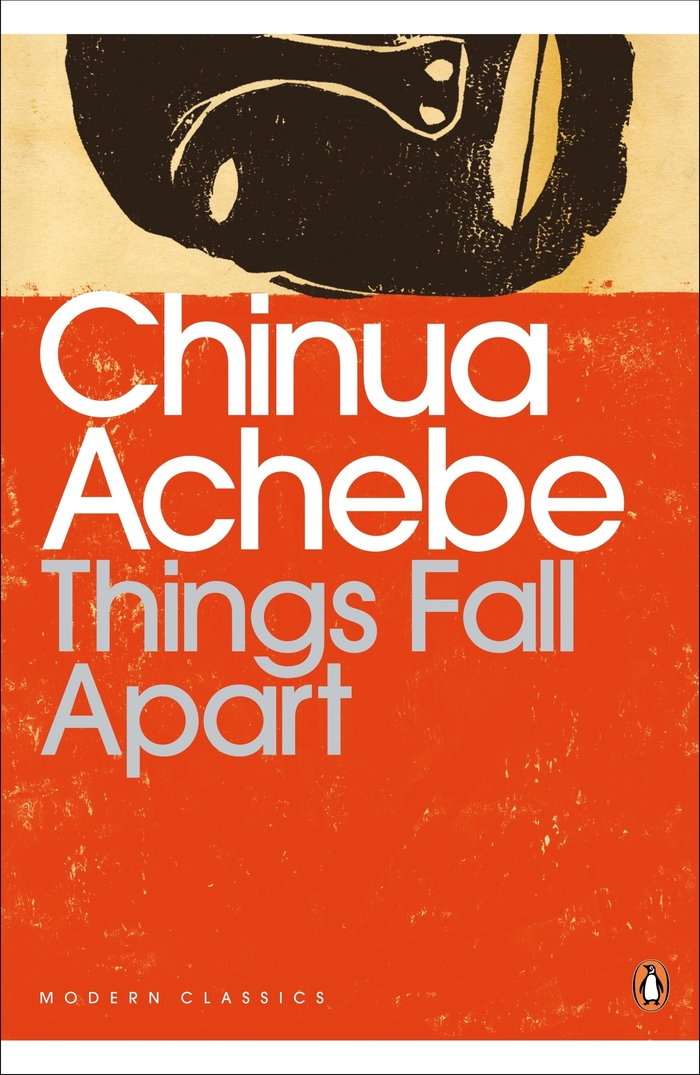 Things Fall Apart by Chinua Achebe.