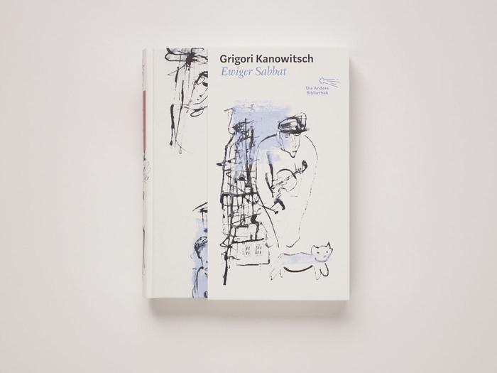 Ewiger Sabbat by Grigory Kanovich 1