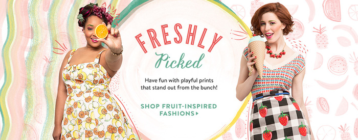 Freshly Picked, ModCloth