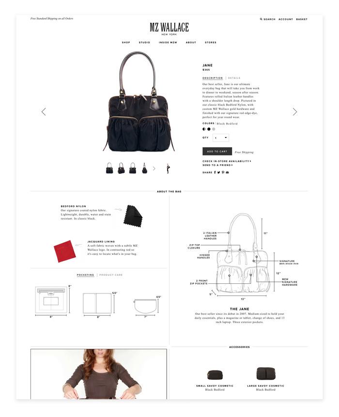 MZ Wallace Website 2