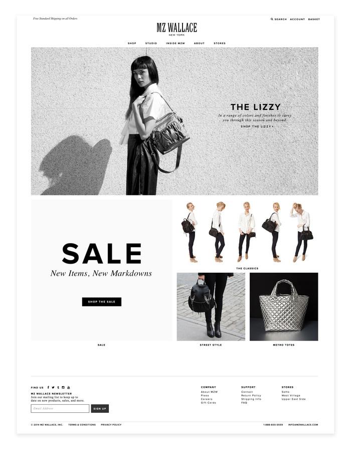 MZ Wallace Website 3