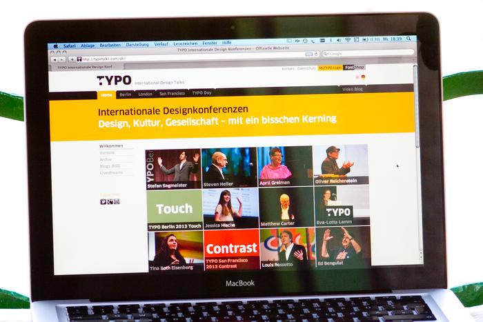 TYPO conference branding 1