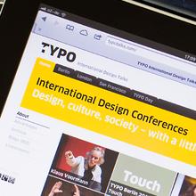 TYPO conference branding