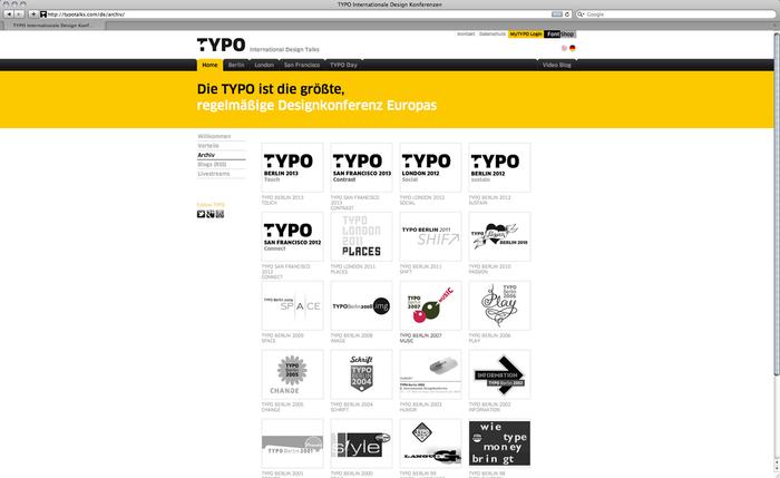 TYPO conference branding 4