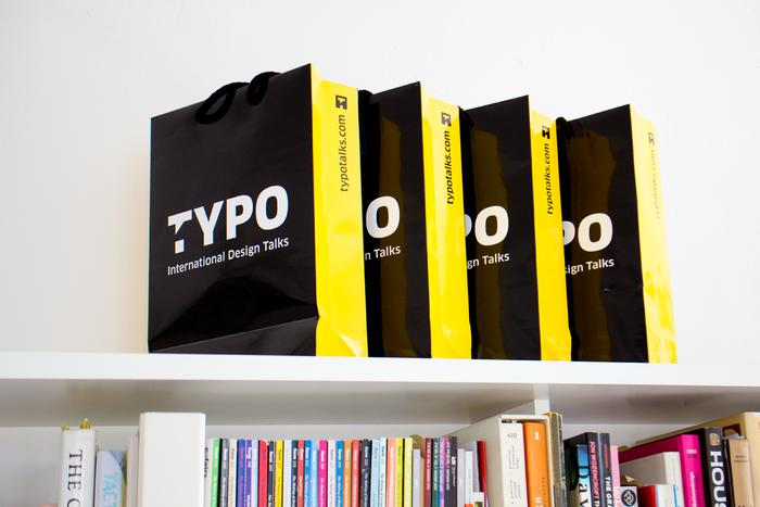 TYPO conference branding 7