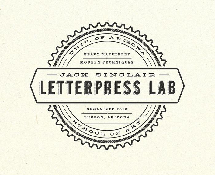 Jack Sinclair Letterpress Lab