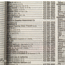 Local US Telephone Directory