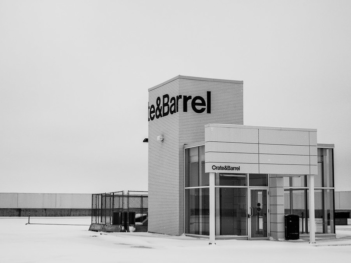 Crate & Barrel 1