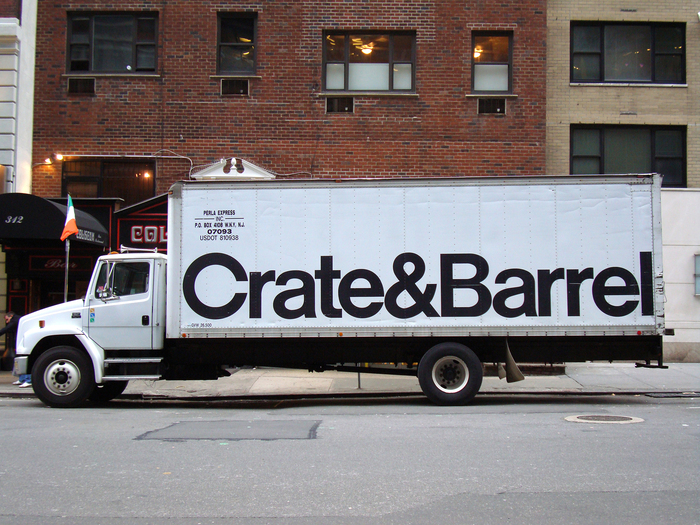 Crate & Barrel 3