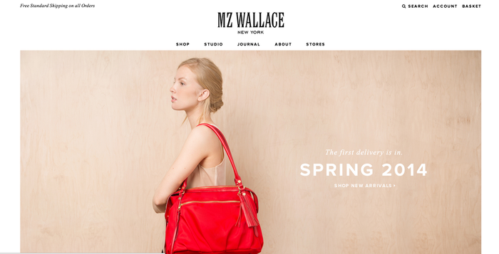 MZ Wallace Website 4