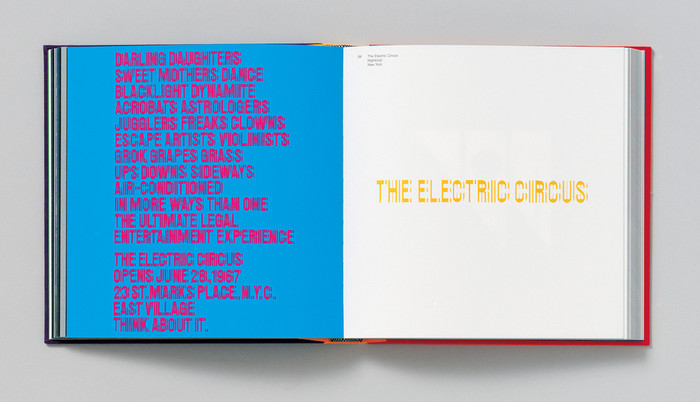 The Electric Circus posters, flyers, ads 6