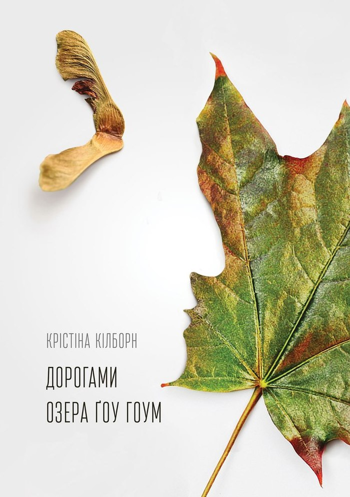 The Roads of Go Home Lake by Christina Kilbourne, Ukrainian edition