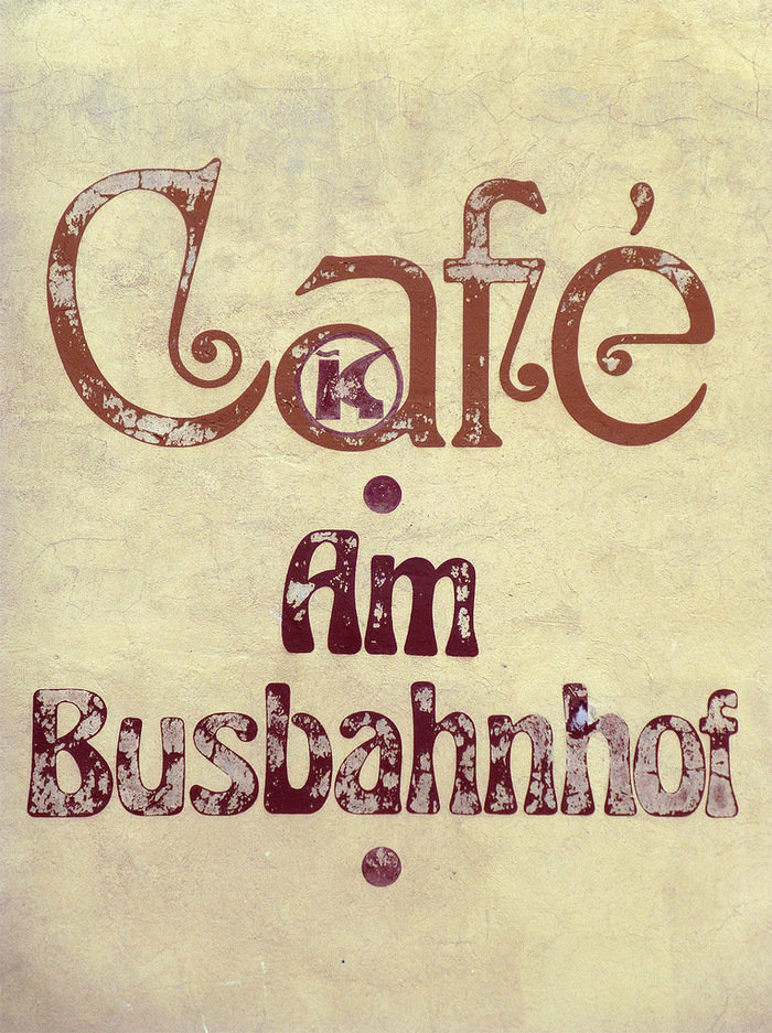 Café Am Busbahnhof