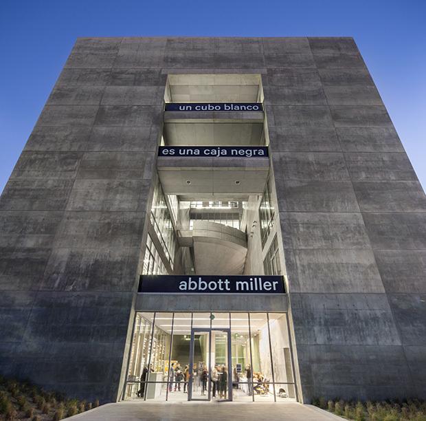 Abbott Miller: Design and Content exhibition 2