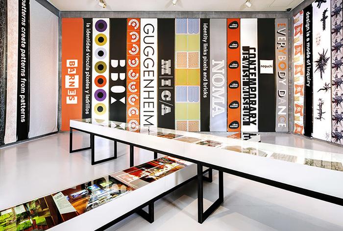 Abbott Miller: Design and Content exhibition 4