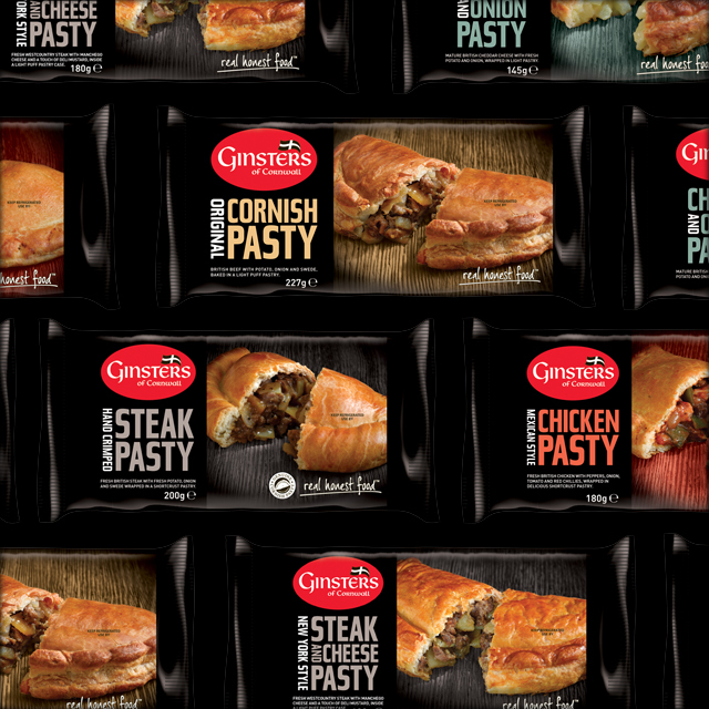 Ginsters food packaging 4
