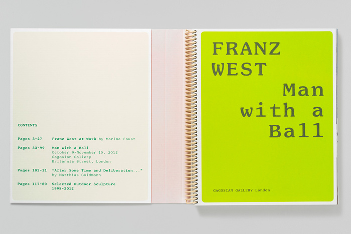 Franz West: Man with a Ball 4