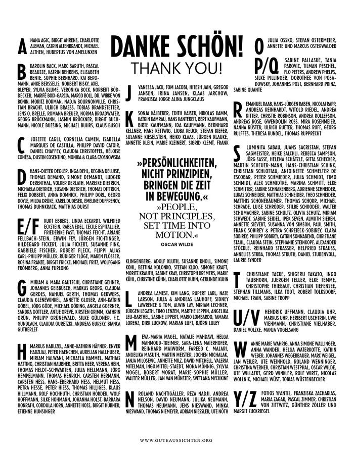 Gute Aussichten Spezial-Heft 2013/14 4