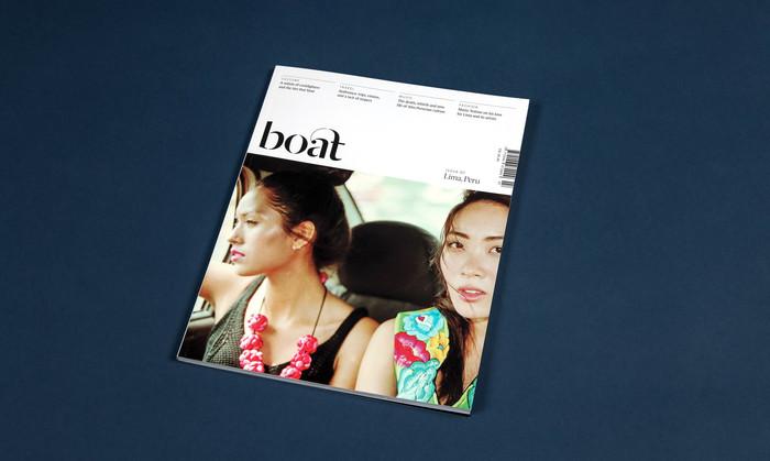 Boat Magazine, Issue 7: Lima 1