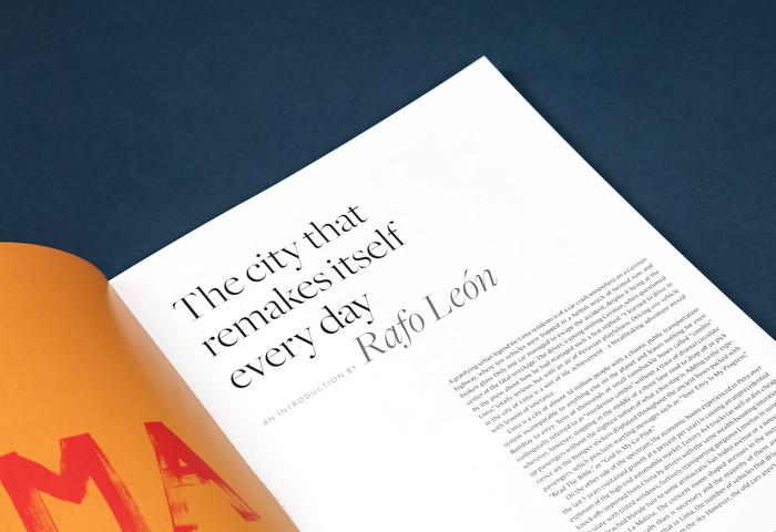 Boat Magazine, Issue 7: Lima 2