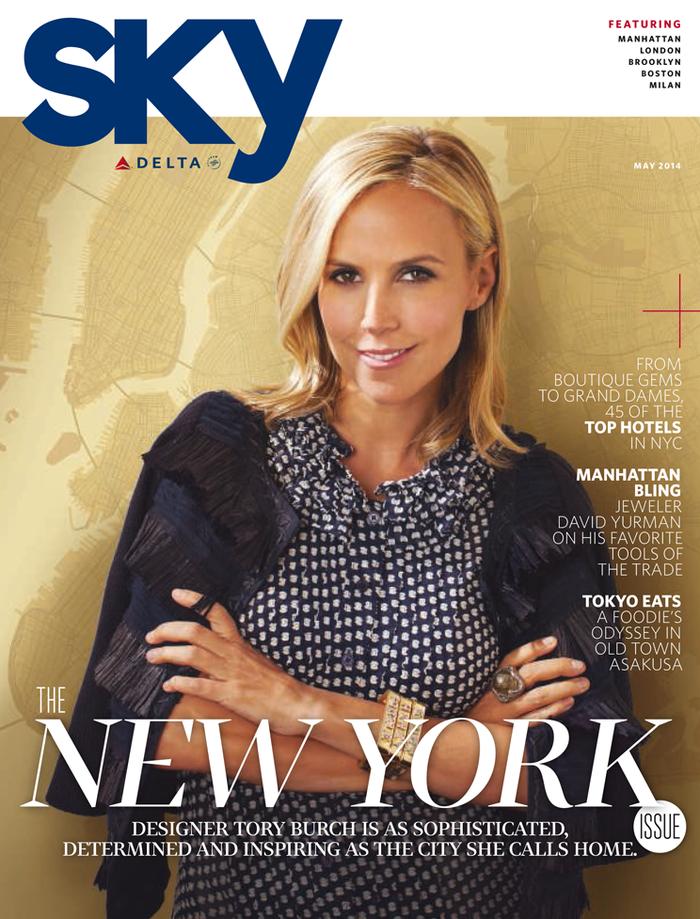 Delta Sky Magazine 1