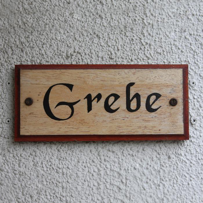 Grebe house name