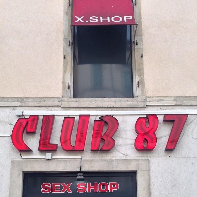 Club 87 Sex Shop