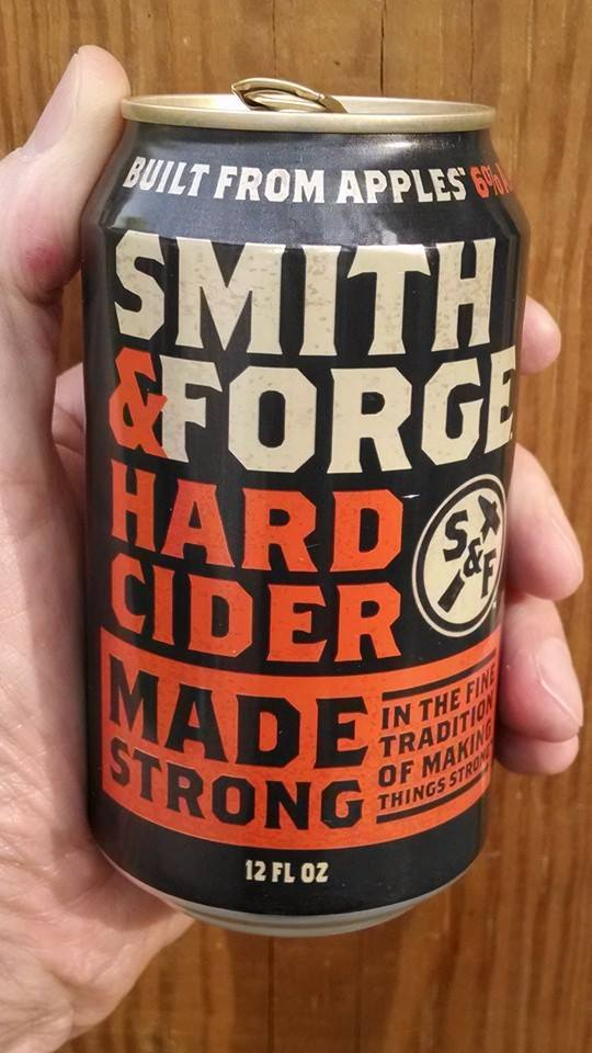 Smith & Forge Hard Cider 1