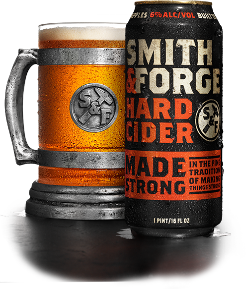 Smith & Forge Hard Cider 2