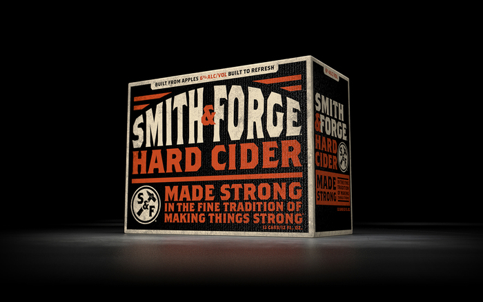 Smith & Forge Hard Cider 3