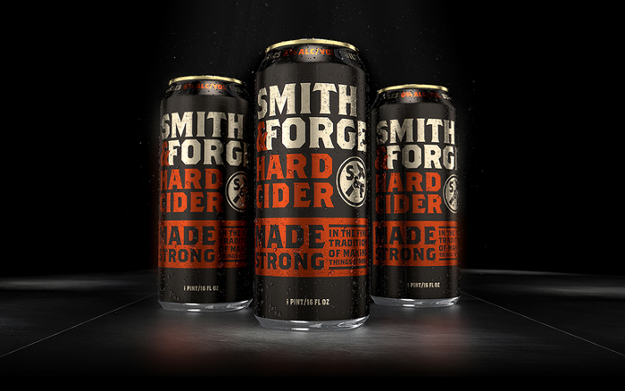 Smith & Forge Hard Cider 4