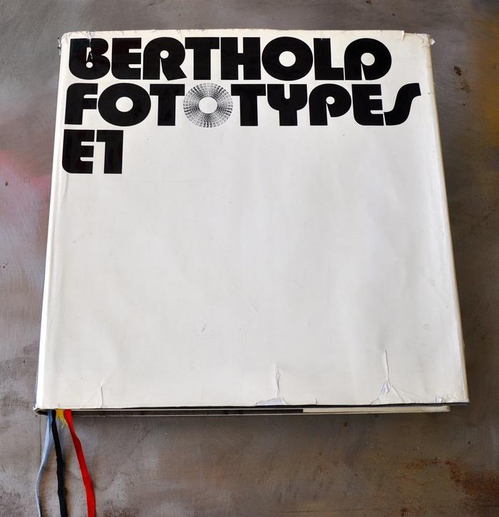 Berthold Fototypes E1