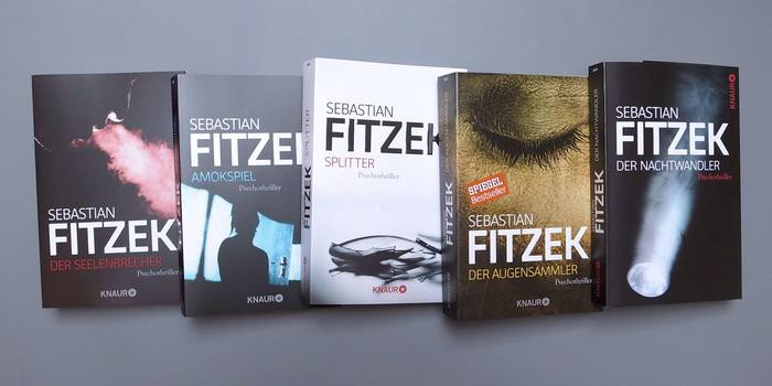 Sebastian Fitzek Book Covers 1