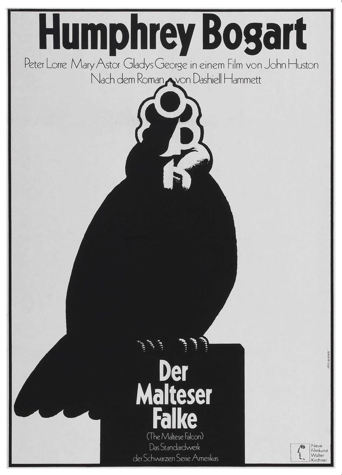 Der Malteser Falke movie poster
