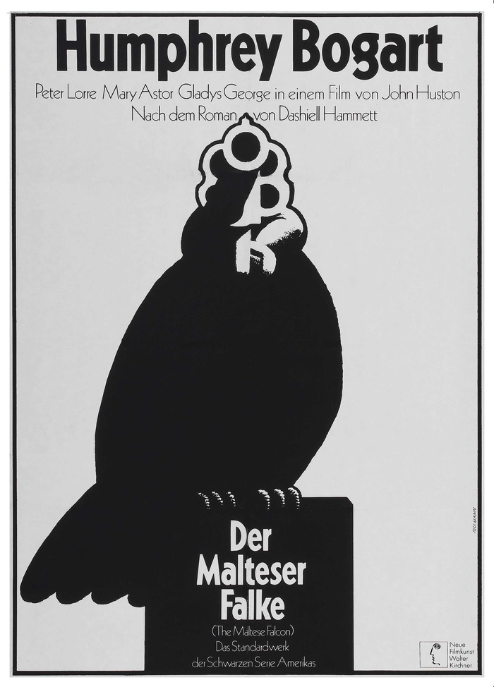 Der Malteser Falke movie poster