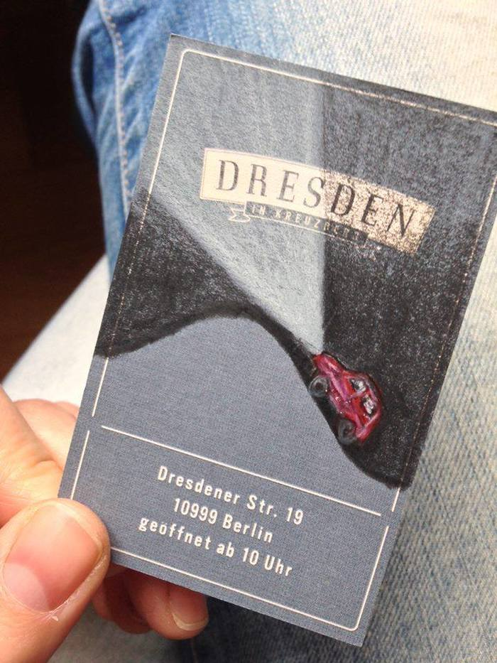 Dresden in Kreuzberg 2