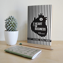 <cite>Heart in Business</cite> by Mark Vandeneijnde