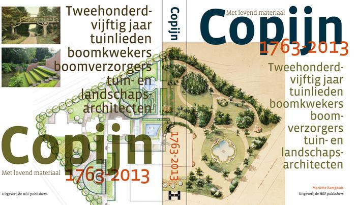Met levend materiaal. Copijn 1763–2013 by Mariëtte Kamphuis 1