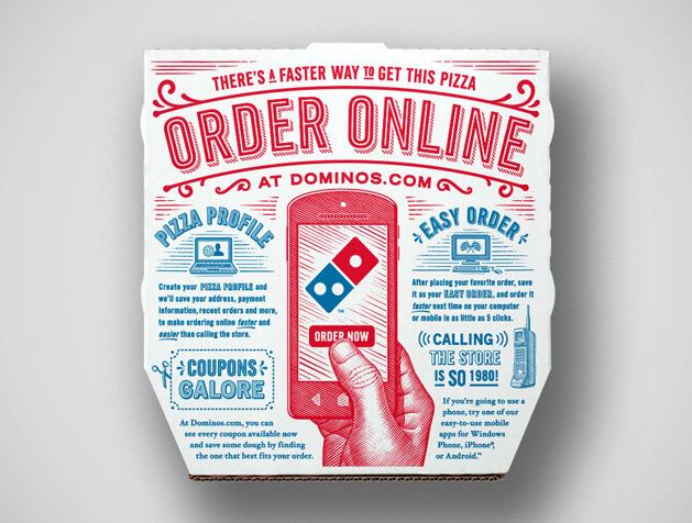 Domino's Pizza 1